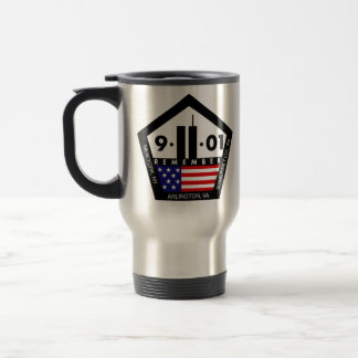 9 11 Never Forget, Always Remember Coffee Mugs