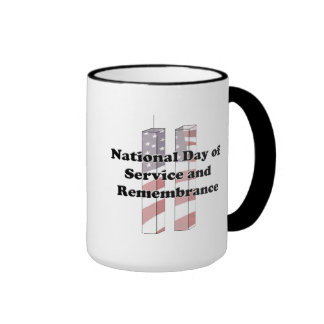 9-11 Remembrance  Day - Patriot Day Mugs