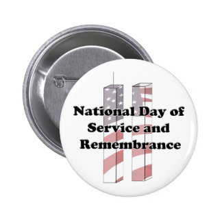 9-11 Remembrance Day - Patriot Day Pins