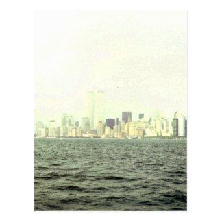 9/11 Revisted Postcard
