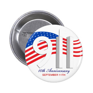 9/11 September 11th - Anniversary WTC Pins