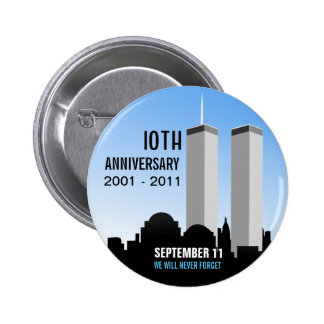 9 11 September 11th - Never Forget - WTC Pins