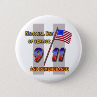 9-11 Service and Remembrance button