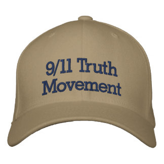 9/11 Truth Movement Embroidered Hat