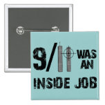 9-11 Truth Official Story Lies Pin
