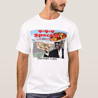 9 9 9 plan Herman Cain T-Shirt