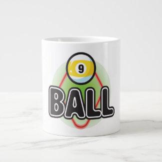 9 Ball 2 Jumbo Mug