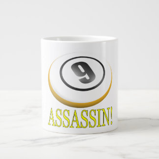 9 Ball Assassin Jumbo Mug