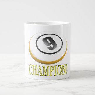 9 Ball Champion Jumbo Mug