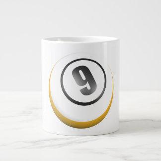 9 Ball Jumbo Mug