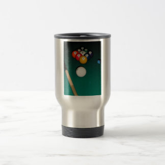 9 Ball Travel Mug