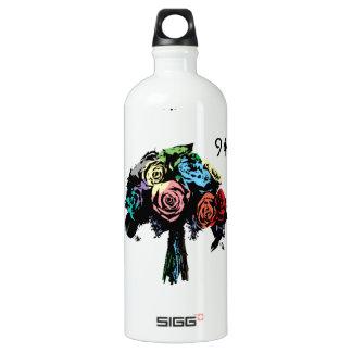 9.bouquet- lenormand water bottle