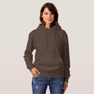 9 colour options Women's Basic Hooded Sweatshirt