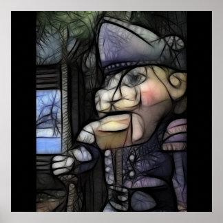 9 - Hollow Man Poster