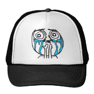 9GAG face hat