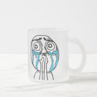 9GAG face mug/cup/glass
