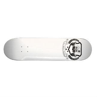 9Malicious Mindstatez (9MM) - Skateboard