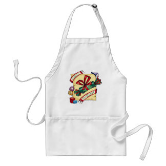 9th Birthday Gifts Apron