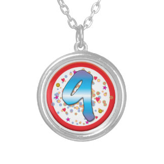 9th Birthday Pendant
