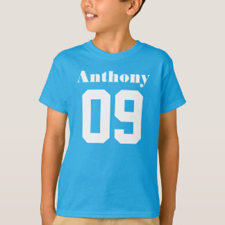 9th Birthday Shirt | Custom Name