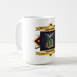 9th Connecticut Volunteer Infantry Coffee Mug