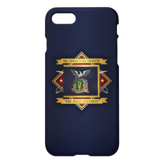 9th Connecticut Volunteer Infantry iPhone 8/7 Case