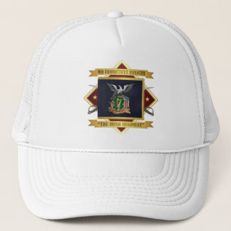 9th Connecticut Volunteer Infantry Trucker Hat