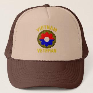 9th Infantry Division (Vietnam Veteran) Trucker Hat