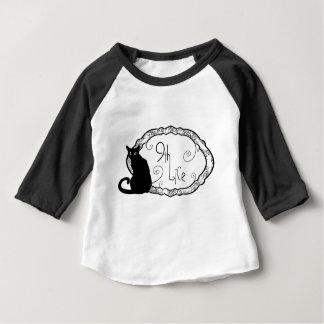 9th Life Baby T-Shirt