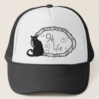 9th Life Trucker Hat