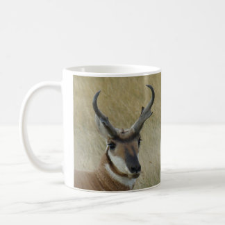 A0005 Pronghorn Antelope Coffee Mug