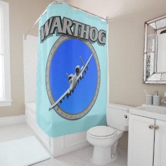 A10 Warthog Shower Curtain