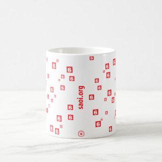 A1 Red Mug