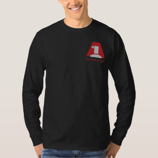 A1LogoLarge, Restaurant Exhaust T-Shirt
