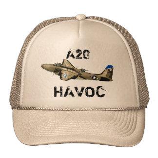 A20 Havoc Cap