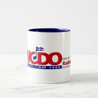 A20 - WCDORadio.com Coffee Mug