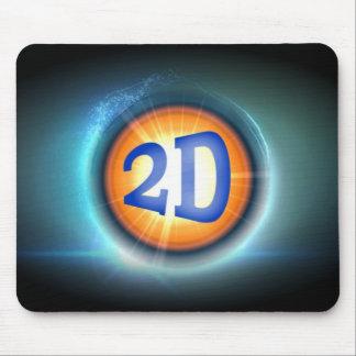 a2Dproduction Mousepad