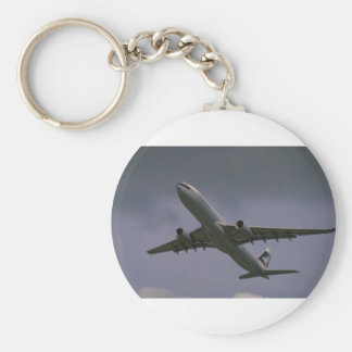 A330 airbus Cathay Pacific airliner Keychains