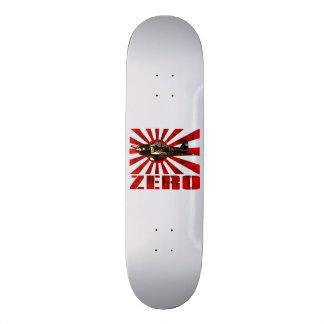 A6M Zero 18.1 Cm Old School Skateboard Deck