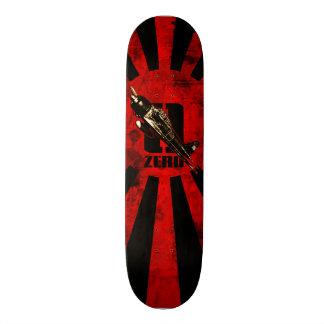 A6M Zero Skate Board Decks
