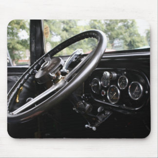 A7 Steering Wheel Mousemat