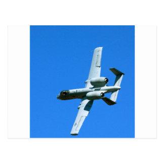 A-10 AIR COMBAT MANEUVERS (ACM) POSTCARD