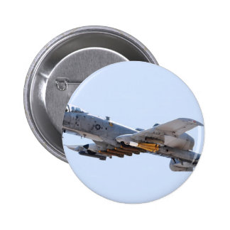 A-10 Country 6 Cm Round Badge