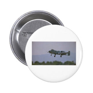 A-10 TANKBUSTER 6 CM ROUND BADGE