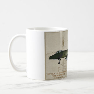 A-10 Thunderbolt II Coffee Mug