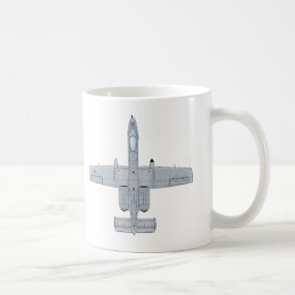 A-10 Warthog mug