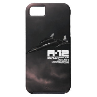 A-12 CASE FOR iPhone 5/5S