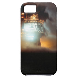 A-1 Test Stand Night Firing iPhone 5 Cases