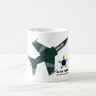 A-1A (AMX) Brazilian Air Force Coffee Mug