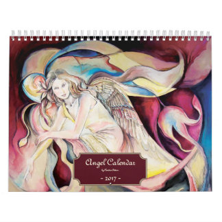 A 2017 Angel Calendar -  medium